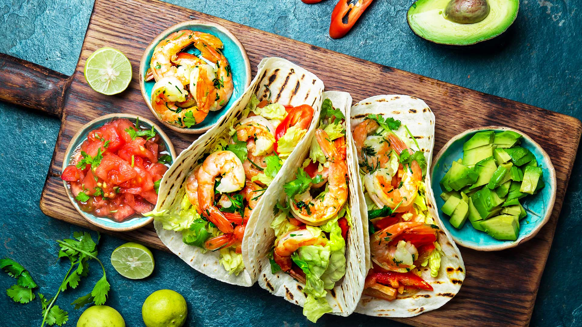Visit California Cravings for authentic California-style Mexican food
